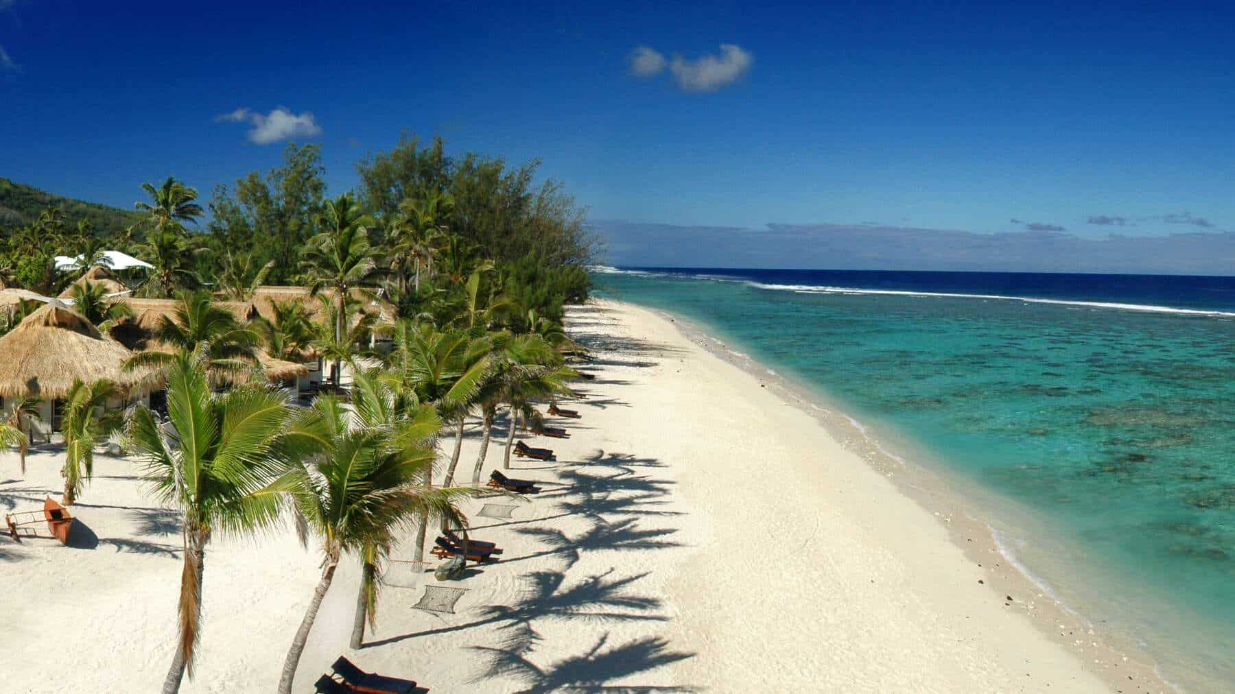 Crown Beach Resort & Spa, Rarotonga.