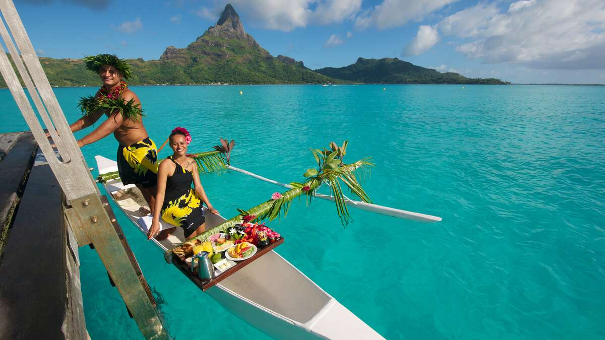 Intercontinental Bora Bora Resort and Thalasso Spa.