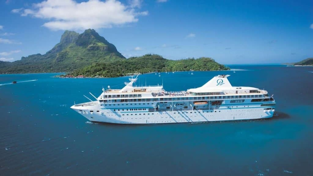Paul Gauguin Cruises.