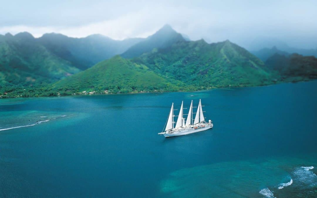 Tahiti & Tuamotu Islands Cruise
