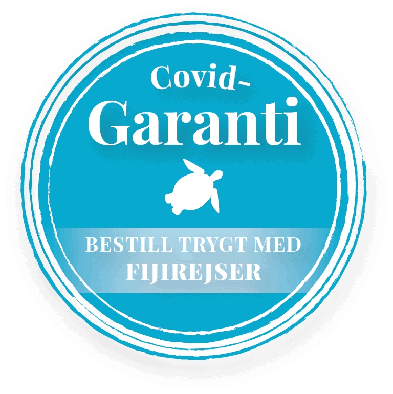 Covid-garanti badge